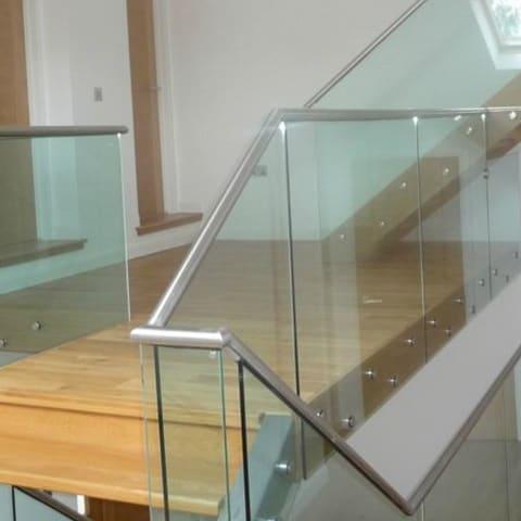 Glass Balustrade, Ponteland
