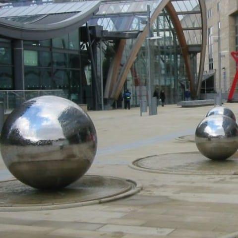 St Paul Place, Sheffield